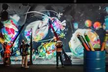 Галерея Иллюзий - новый аттракцион для детей в Сочи Парке