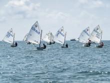 С 16 по 20 августа в акватории Чёрного моря пройдут соревнования по парусному спорту «Кубок Скайпарка 2021».
